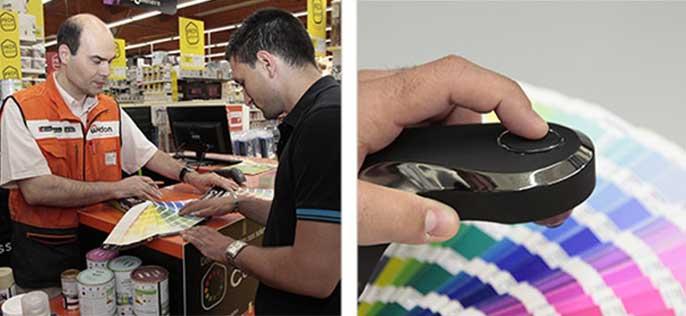 service fabrique des couleurs