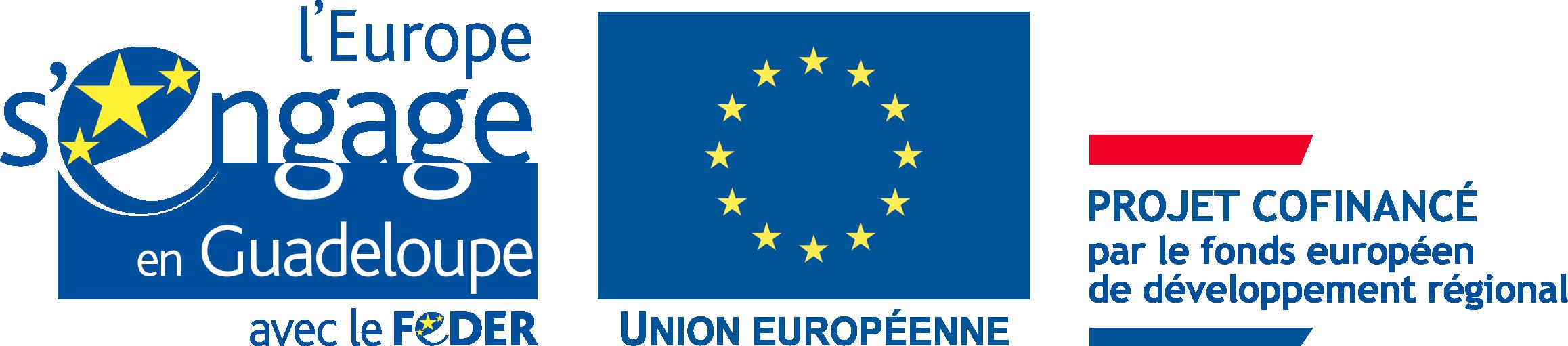 l'Europe s'engage en Guadeloupe avec le FEDER