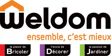 logo weldom guadeloupe